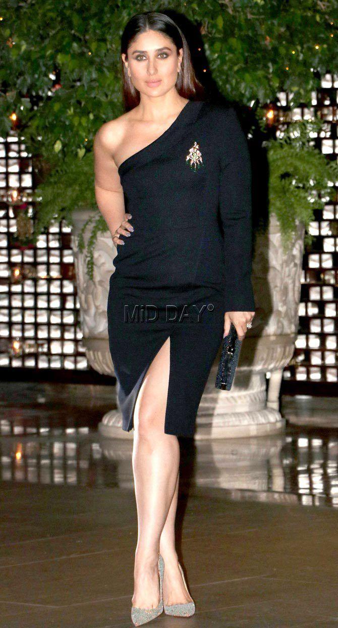 Photos: Malaika Arora, Kareena Kapoor Khan at Isha Ambani's bash - Entertainment