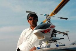 RC Heli Pilot From Bangalore, India