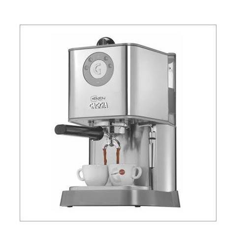 Gaggia Baby Twin Espresso Machine - Stainless Steel