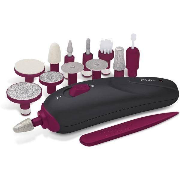 Das Revlon Style&Dry Maniküre-Pediküre-Set zum Preis von 45 Euro für maximale Ansprüche an die Nagelpflege.