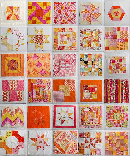 Great blocks -- use #AccuQuilt dies to cut the shapes for these blocks at http://www.accuquilt.com!