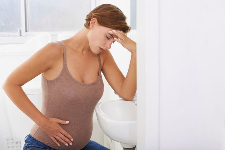 No matter what you do or eat, your stomach is unhappy. It's not your imagination. In fact, an upset stomach and never-ending indigestion are two of the first symptoms of pregnancy.