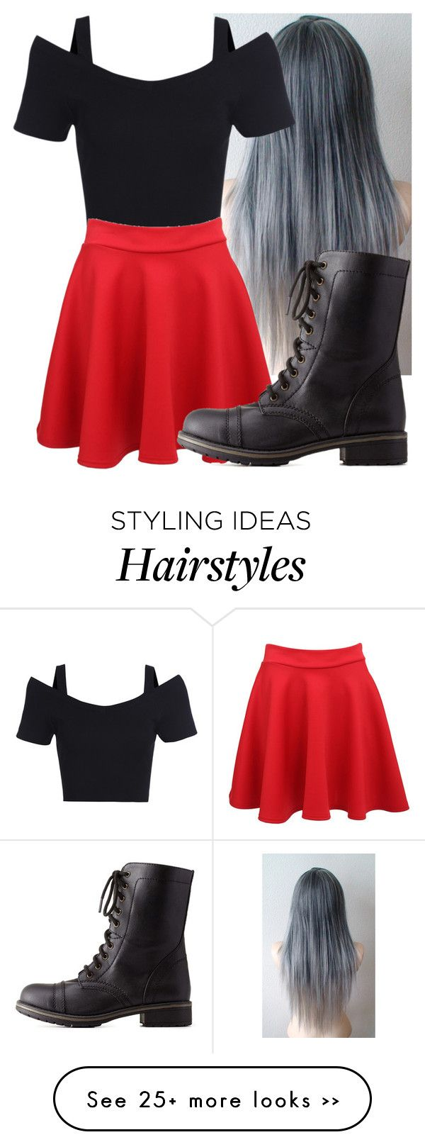 """""""Untitled #5636"""" by assexyaswesley on Polyvore featuring Charlotte Russe"""