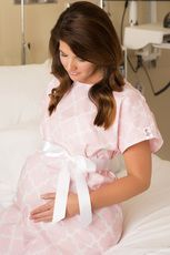Cute hospital gowns