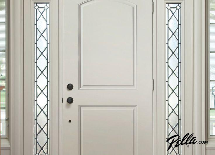 25 best decorative window glass images on pinterest for Fancy storm doors