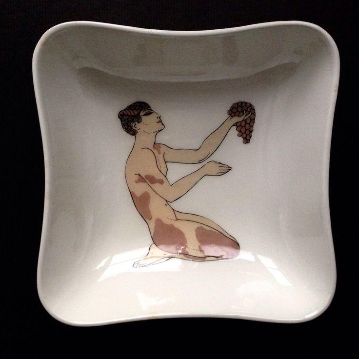 Fauno.  Sfogli il piatto, assapora una storia dimenticata | Reinterpretazione di stoviglie in ceramica...