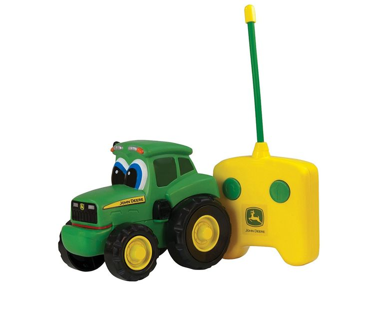 John Deere Johnny Tractor Radio Control Toy by Tomy - LP67287