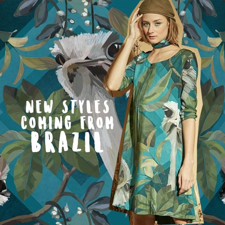 NEW ARRIVALS | Some exciting new styles have headed our way - all the way from our Brazilian homeland. Available in-store and online now at www.melko.com.au.