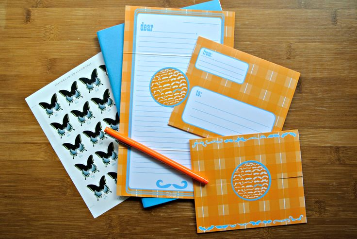 Check out our new line of Tween Fold & Seal Stationery! Convenient and creative, bound to lure our tech savvy youth away from their gadgets! $14.00