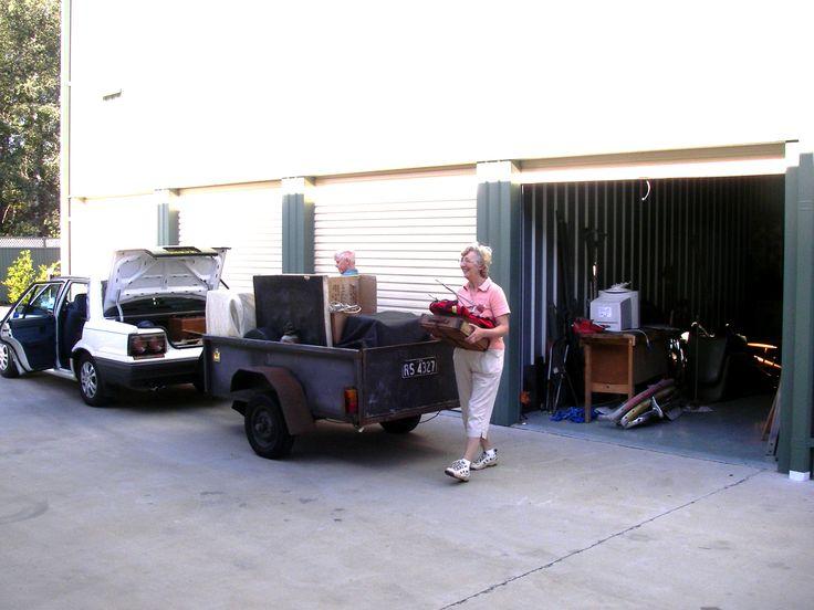 Personal Storage Driveway Galston