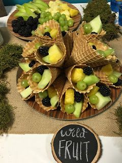 Wild fruit - One Crazy Blessed Mama: Corby's Where the Wild Things Are 2nd Bday Party