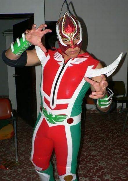 The Luchadores - Lucha Libre Mexicana: Laredo Kid - Lucha ...