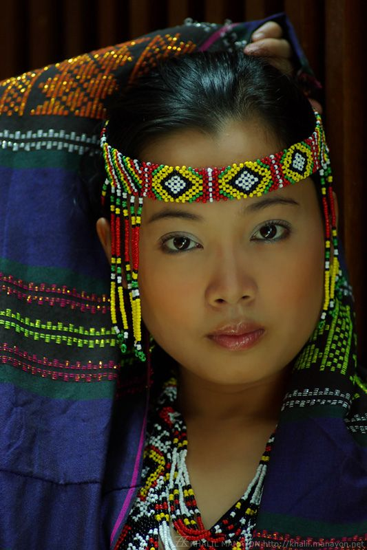 Colorful Philippine Portrait - Culture - Portrait - Title She' 03