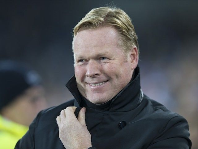 "Everton manager Ronald Koeman: Barcelona links ""not important"" #Barcelona #Everton #Football"