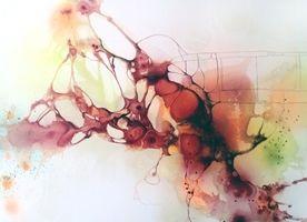 På Lærred - Art by Rikke Darling