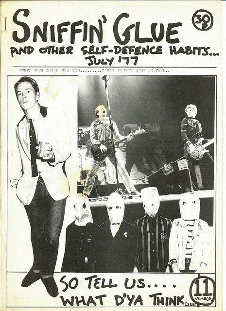 Punk Rock 1977 | Sniffin' Glue punk rock fanzine 1977 | Flickr - Photo Sharing!
