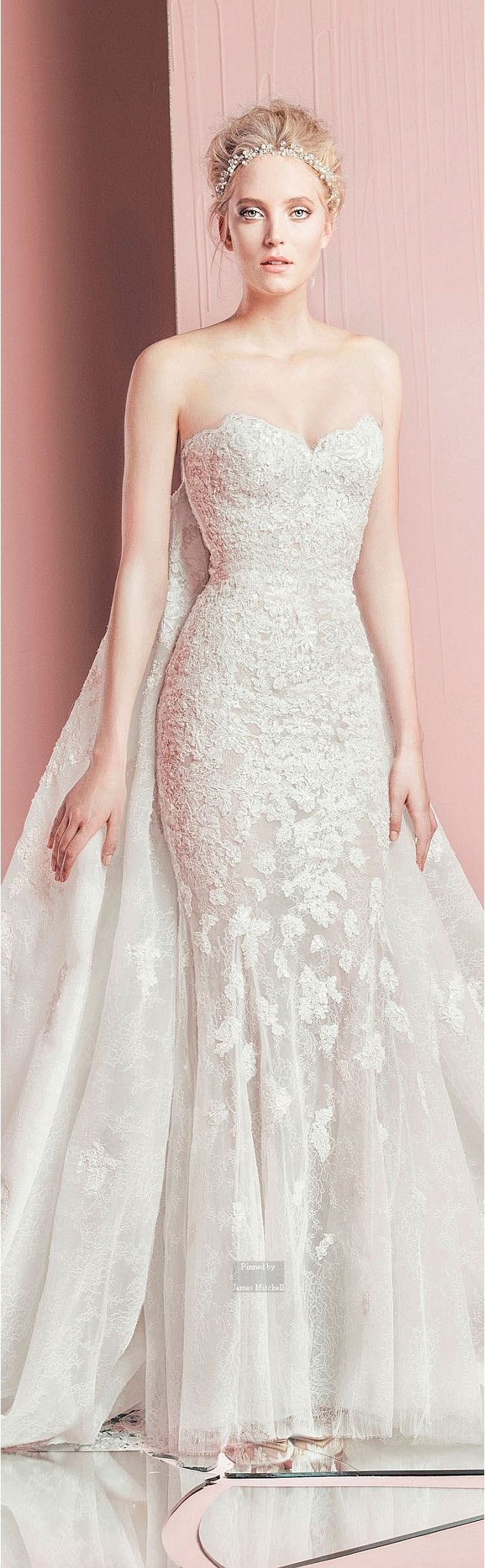 Zuhair Murad Bridal Spring-summer 2016 #coupon code nicesup123 gets 25% off at  Provestra.com Skinception.com