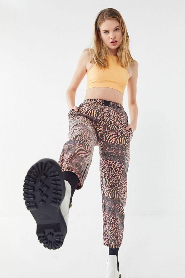 534f6c728e4ef Hot Lava Animal Print Jogger Pant in 2019 | New Arrivals | Jogger pants,  Joggers, Fashion
