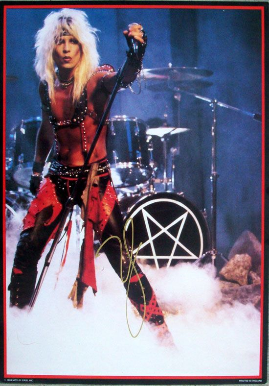Vince Neil | Leather Rebel: Motley Crue - Shout At The Devil