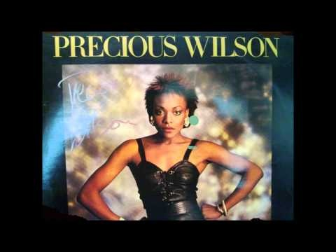 precious wilson i'll be your friend (ext. version) 1985