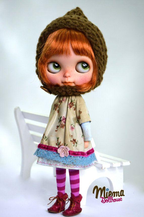 Blythe style dress