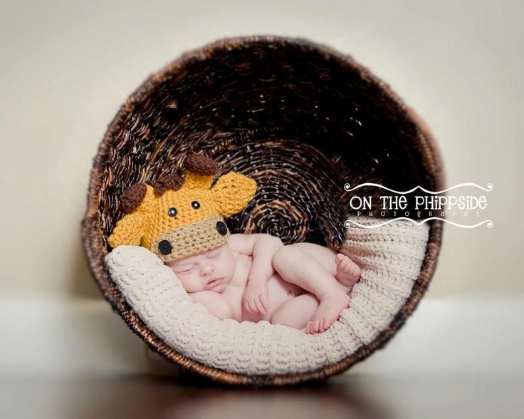 I love this basket idea~