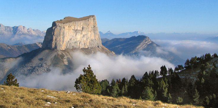 Clouds - Chichilianne, Rhone Alpes