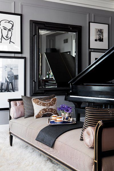1000 ideas about piano living rooms on pinterest for Piano room decor