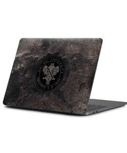 Chi Psi Grey Distressed MacBook Pro 15-inch (2016) Skin