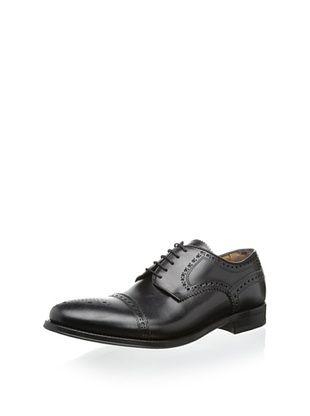 67% OFF Antonio Maurizi Men's Abele Cap Toe Oxford (Black)