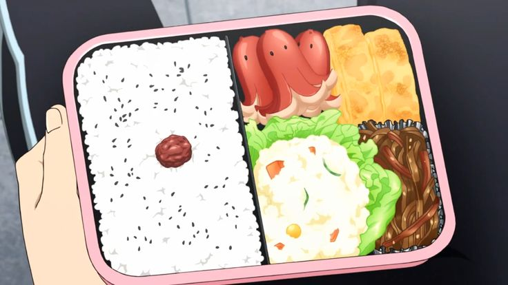 Bento are featured heavily in anime, with an overwhelming number of characters and series showcasing these often adorable and intricately arranged packed meals. Description from itadakimasuanime.wordpress.com. I searched for this on bing.com/images