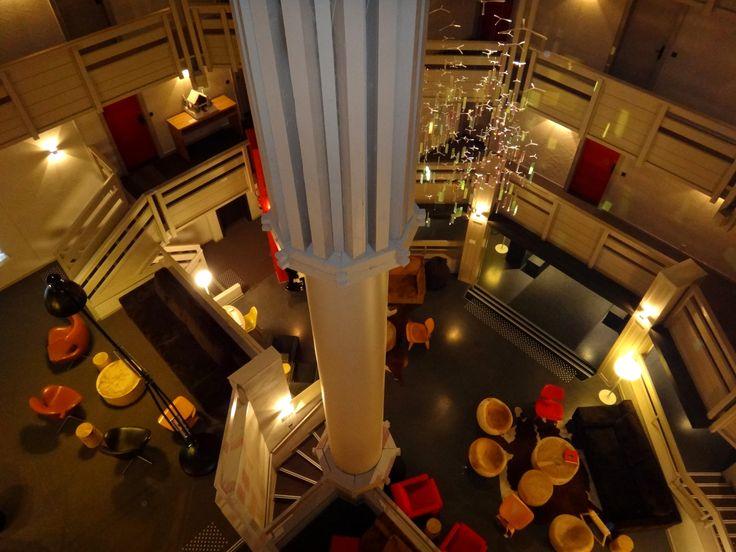 Original interior full of art. Relax comfortably. Hotel Val Thorens / Val Thorens / France