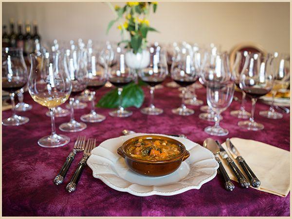 Tenuta Torciano tuscan wine & food