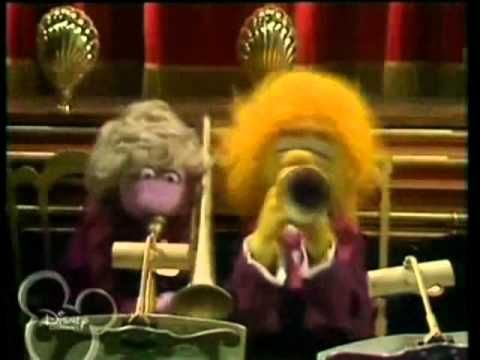 The Muppets Orchestra playing a Dixieland birthday song. It's longer than most, but, if you love the Muppets it's well worth it.