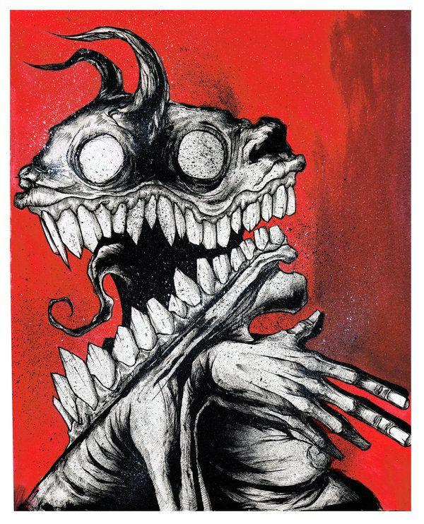 The Devil's Backbone by ShawnCoss on DeviantArt