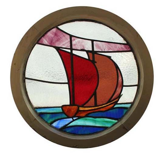 157 Best Images About Transportation Water Stained Glass