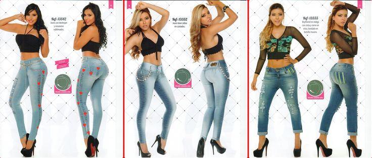 141203 - Jeans / ROPA PARA DAMA
