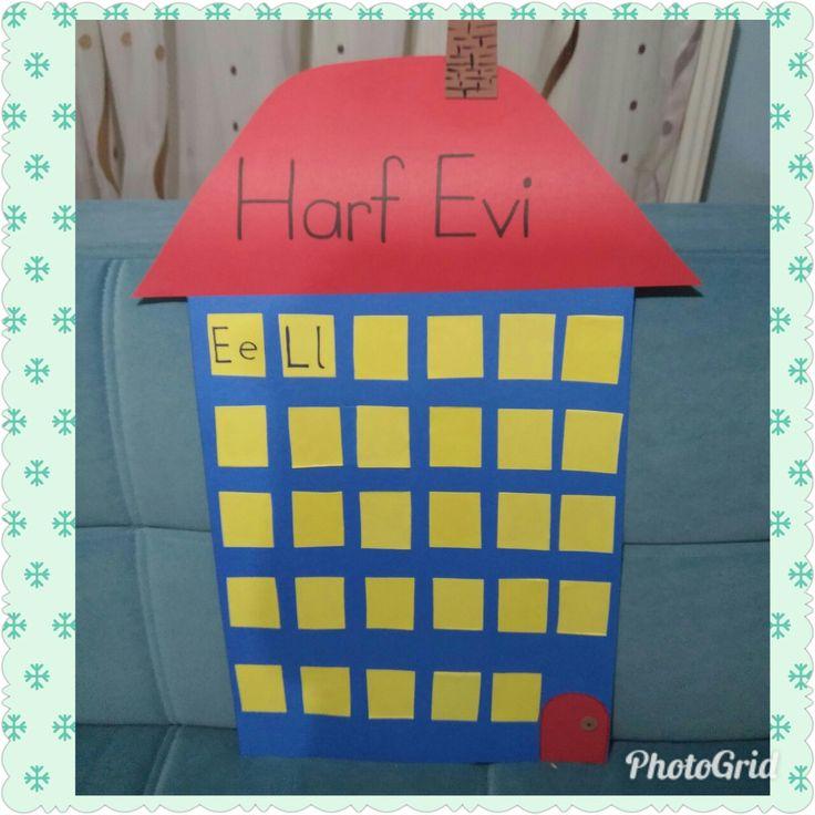Harf evi