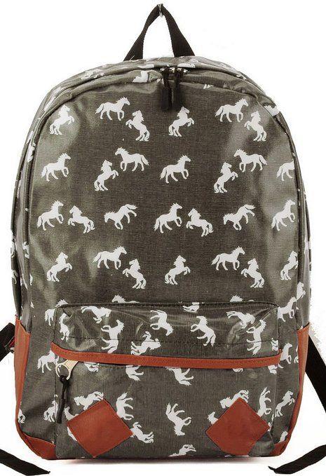 GFM Matt Finish PVC OilCloth Large Waterproof Backpack (5275)(OTBH) Rucksack for School, College , Gym, Sports etc (5275)(OTBH): Amazon.co.uk: Clothing