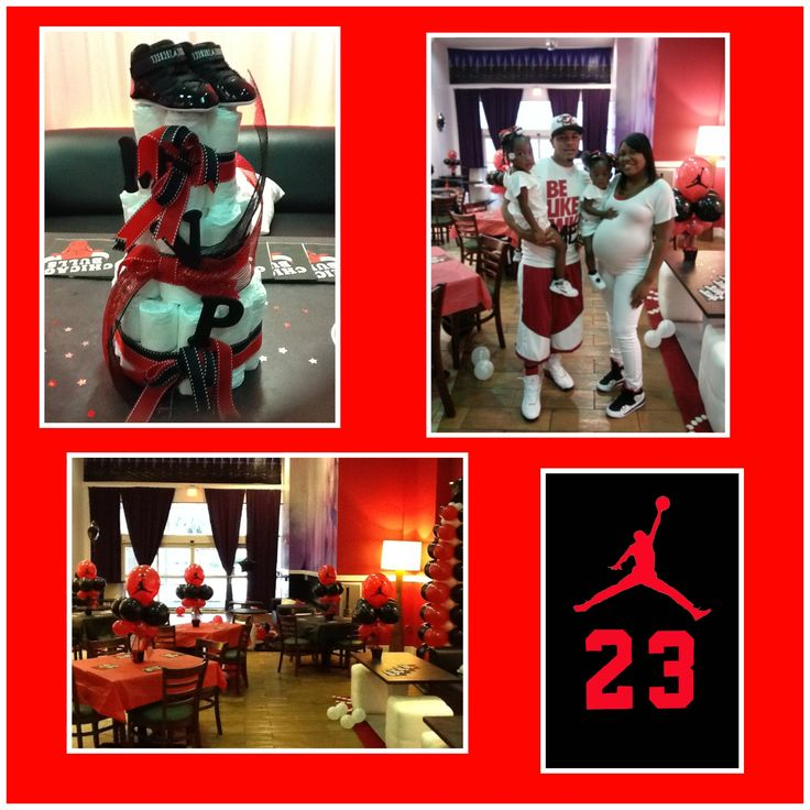michael jordan theme baby shower baby jordans shower ideas jordans
