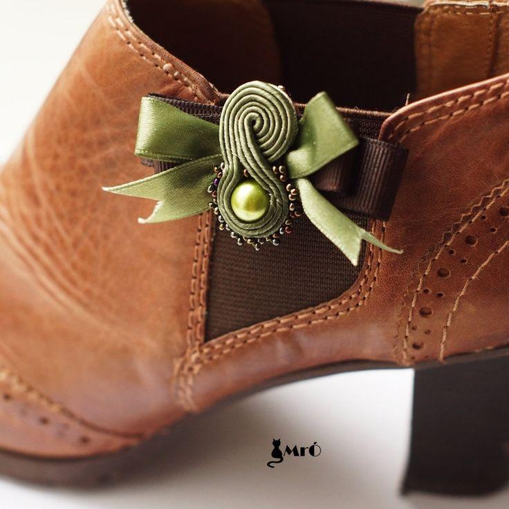 Special price Soutache clips shoes gratis por MrOsOutache