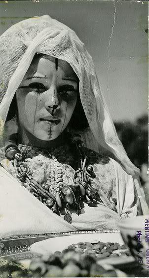 Jewish Berber Woman, Atlas Mountains Region, 1930
