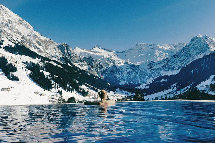 """""""The Cambrian"""" - Adelboden - Switzerland  #hotel #skli #chalet"""