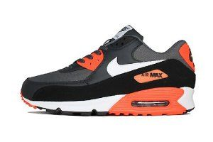 Buyers Nike Air Max 90 Premium Mens Running Shoes 333888-017 image