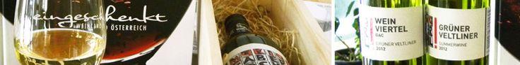 Weinviertel DAC, Grüner Veltliner, Weißburgunder, Roter Traminer, Rote Cuvée, Zweigelt, Quercus und Pinot Noir von Maria Faber-Köchl aus Eibesthal