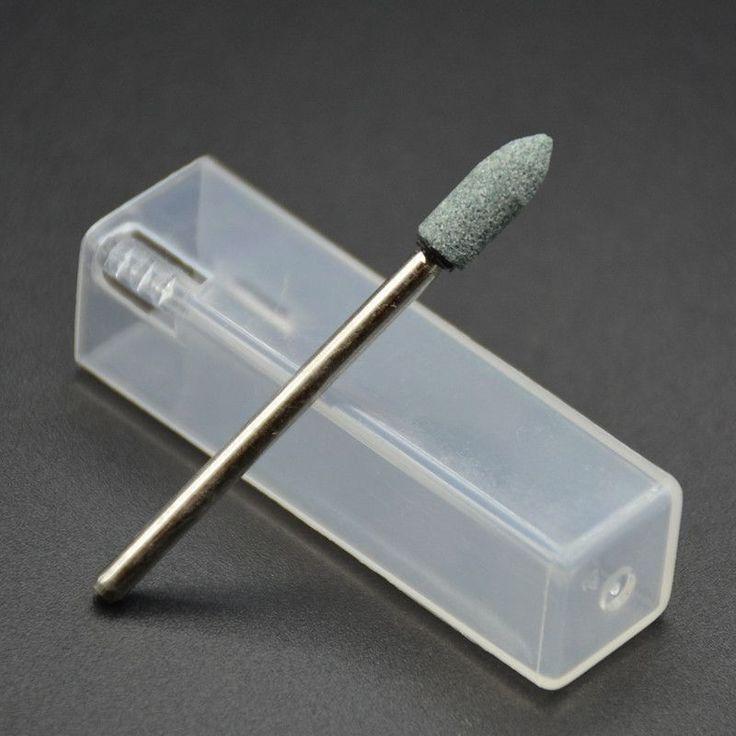 Ceramic Nozzle Nail Drill Bit Milling Burr For Electric Drill Manicure Pedicure Machines Accessories Files Nail Salon Tools