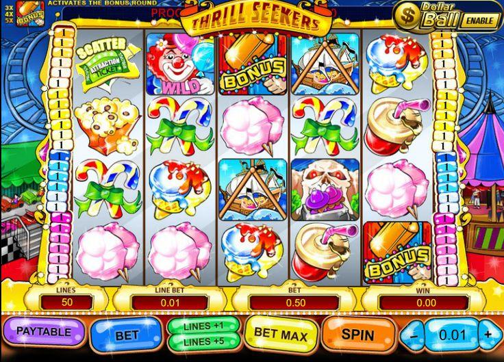 Игровой автомат Парк Развлечений - играть бесплатно и без регистрации