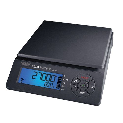My Weigh UltraShip U2 postal scale USB / RS232 driver download. Tested and fully compatible with www.BillProduction.com software driver !