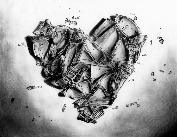 my shattered heart | A...
