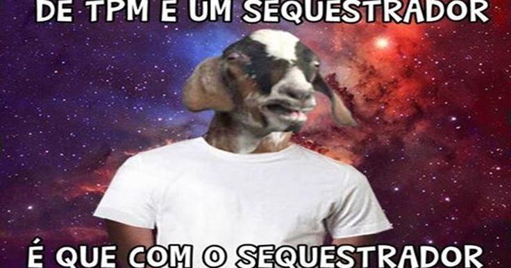 Criador da página 'Bode Gaiato' sofre sequestro relâmpago em Caruaru, PE